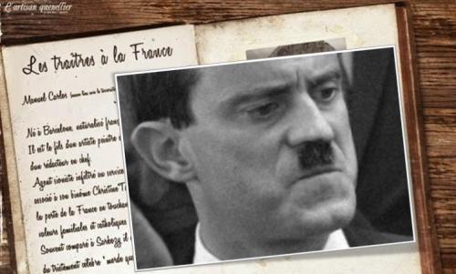 Manuel Valls - Les traitres a la France