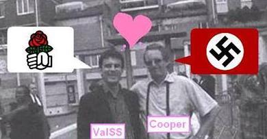 Manuel Valls - Terry cooper - neo nazi