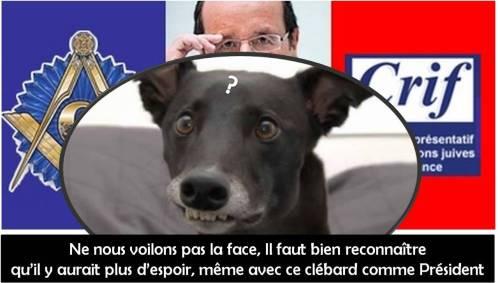 francois hollande président de la république française