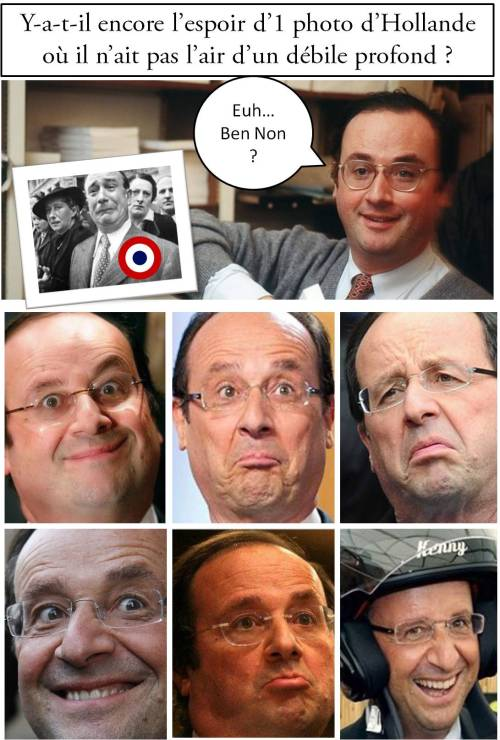 hollande debile profond question