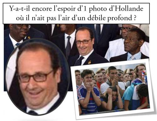 President normal - francois hollande - france