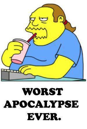 worst apocalypse ever