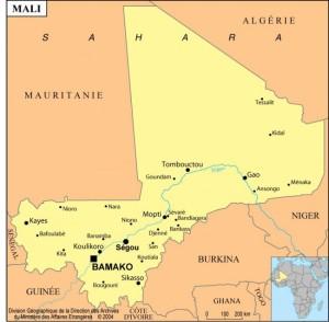 Carte_map_MALI_Bamako