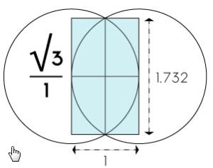 racine de 3