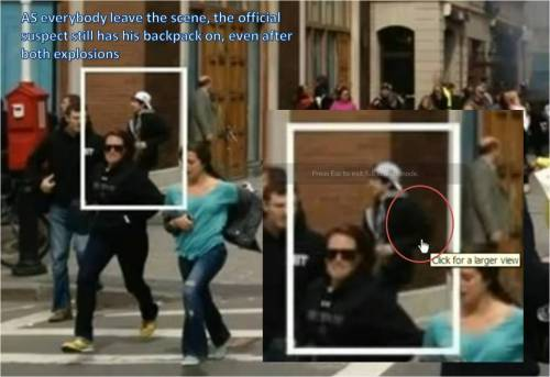 official_suspect_still_has_his_backpack_on_boston_false_flag