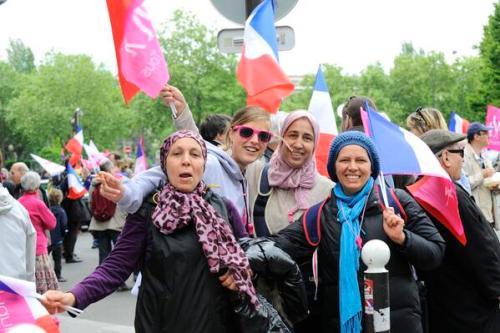 26 mai - la France unie contre la décadence