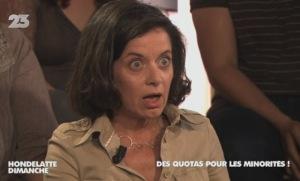 elisabeth levy clementine autain israel debat tv hondelatte