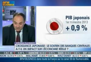 Olivier Delamarche Japon