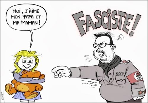 Fascisme de gauche -Demorand-Rothschild