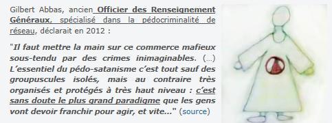 franc-maconnerie et pedosatanisme organisée