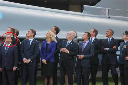 hollande - avion